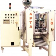 The Apta 10 is a FFS bagging machine for liquid